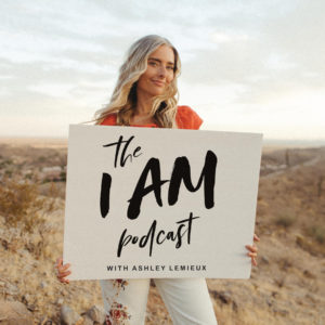 #21: I Am Here: A Huge Announcement from Ashley